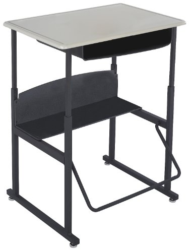 Safco AlphaBetter Desk Standard Book product image