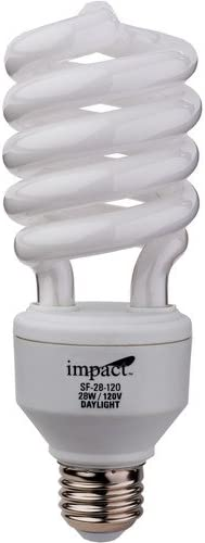 9 Lamps Impact Octacool-9 Fluorescent Light with Octabox
