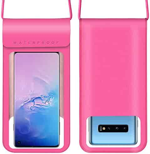 Shopping Dry Bags - iPhone 5C or iPhone 8 Plus - Clear or