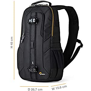 Lowepro 250AW BLK Edge Case for Camera - Black (Pack of1)