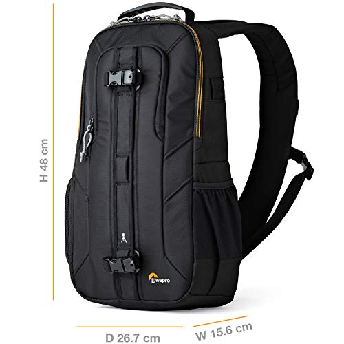 Lowepro Slingshot Edge 250 AW - A Secure, Slim, Smart and Protective Sling for a Compact DSLR or DJI Mavic Pro/Mavic Pro Platinum from Lowepro