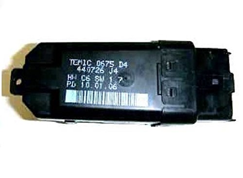 Temic Sensor 288887 for electic window regulator repair