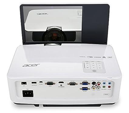 Acer U5220 - Proyector (4:3, Corriente alterna, 4:3, 16:9, 13000:1 ...