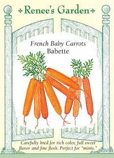 Carrot - Babette Seeds for sale  Delivered anywhere in USA
