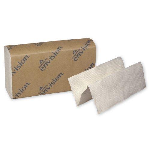 (Georgia Pacific Envision Multifold Paper Towels, Whtie, 10 Per Case)