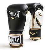 Everlast PowerLock Training Gloves blk/Wht