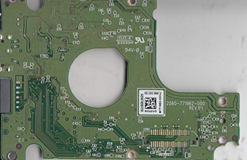 KIMME HDD PCB Logic Board 2060-771962-000 REV A//P1 for WD 2.5 inch USB 3.0 Hard Drive Repair Data Recovery WD5000LPVT