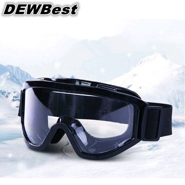Skating Welding Goggle Glass Anti Snowboard Motorcycle Ski Protection ()