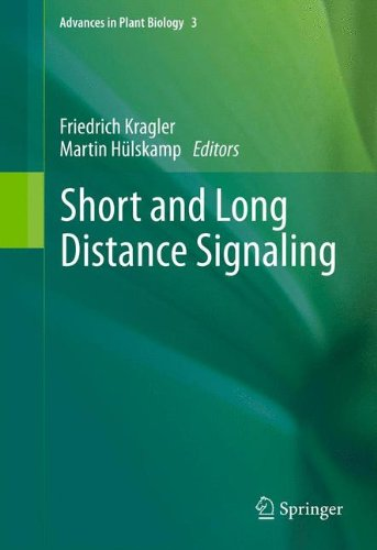 Download Short and Long Distance Signaling (Advances in Plant Biology, Vol. 3) ebook