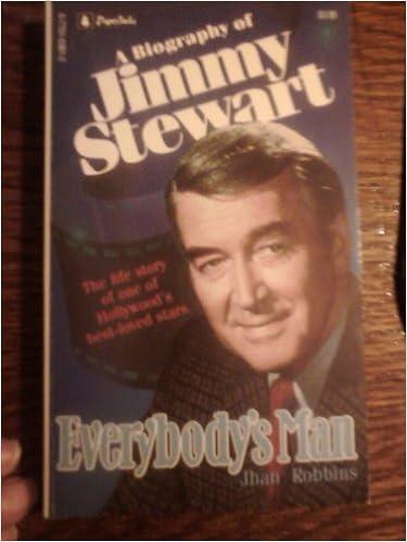 Book Everybodys Man: A Biography of Jimmy Stewart