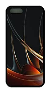 3D abstract designs 2 Hard shell Black For HTC One M9 Case Cover For HTC One M9 Case Cover