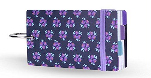 Vera Bradley Study Buddy Index Card Set (Dream Blossoms) by Vera Bradley