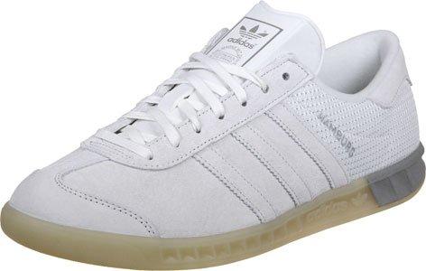 adidas Hamburg Tech zapatos gris beige