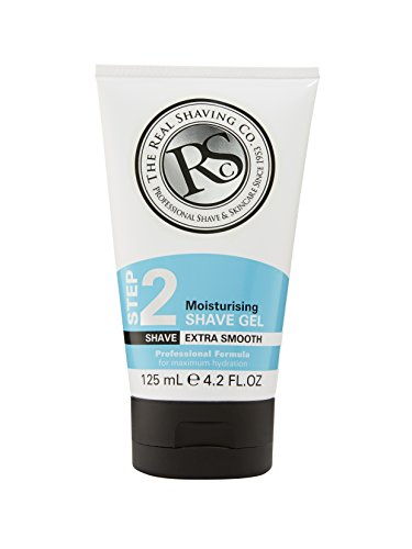 The Real Shaving Co. Step 2 Moisturising Shave Gel by The Real Shaving Co