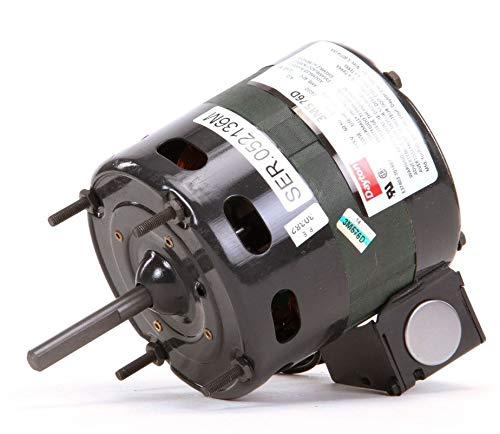 HVAC Motor, 1/10 HP, 1550 RPM, 115V (0.1 Hp Motor)