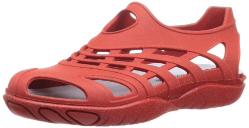 Barefooters Women's Kilkee Slip-On Shoe Fire Red 23ThWvBx