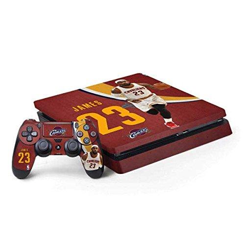 Cleveland Cavaliers PS4 Slim Bundle Skin - LeBron James Fastbreak   NBA & Skinit Skin