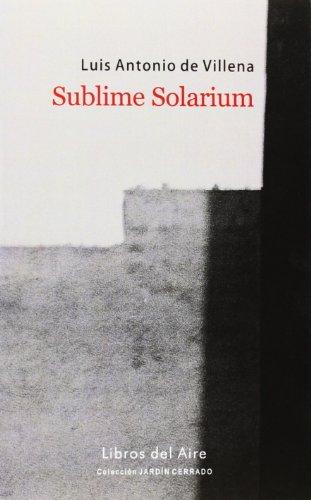 Sublime solarium