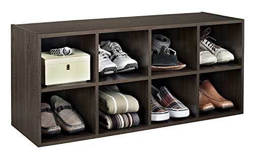 ClosetMaid 5081 Shoe Station, - Storage Shoe Mudroom