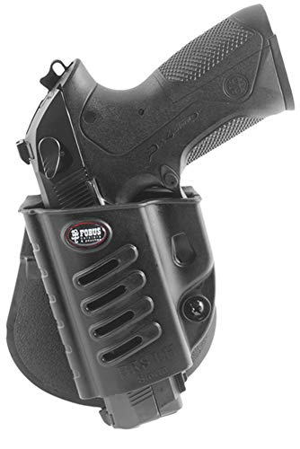 Fobus Paddle Evolution Beretta 90-Two 92 Compact Rail INOX 9Mm, 92A1, 96A1, M9A1, Px4 .45, Px4 Storm Compact 9Mm & .40, Px4 Storm Full Size .46 (Holster For Beretta Px4 Storm Compact 9mm)