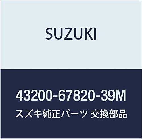 SUZUKI (スズキ) 純正部品 ホイールセット 品番43200-67820-39M B01NA6OU6O
