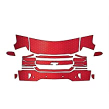 Chevrolet Silverado 1500 16-2017 3M Scotchgard PRO Series PreCut Paint Protection Film Clear Bra Kit