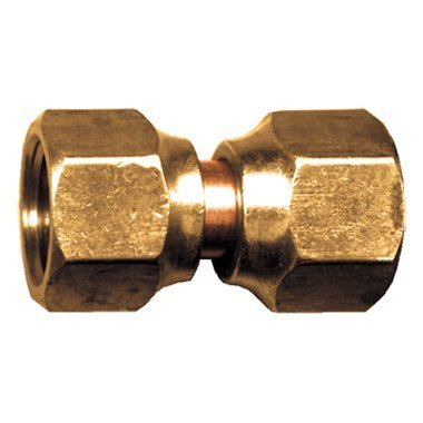 FASPARTS Tube Coupling Swivel 1/4 Tube OD FFL - Flare Coupling