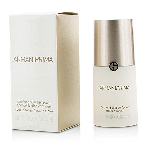 Giorgio Armani Prima Day-Long Skin Perfector, Troble Zones, 1.01 Ounce