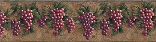 fruit border wallpaper - 9