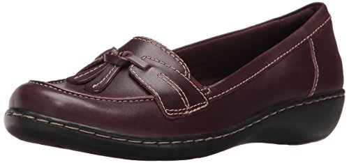 Clarks Ashland Bubble Toe Moc mocassino in pelle