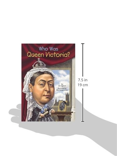 Who Was Queen Victoria? (Turtleback School & Library Binding Edition) by Turtleback Books (Image #1)