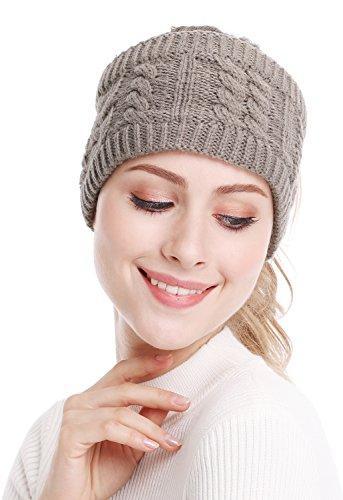 Women Girl Crochet Twist Hair Band Ear Warmer Cable Headband Hairband Head Wrap