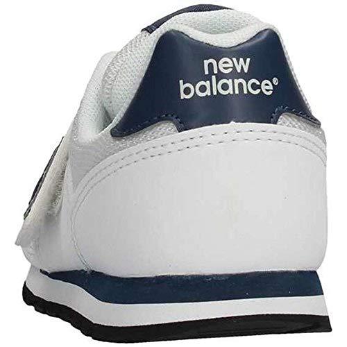 24 New Balance Bimbo 0 Bianco Scarpe RqfYq