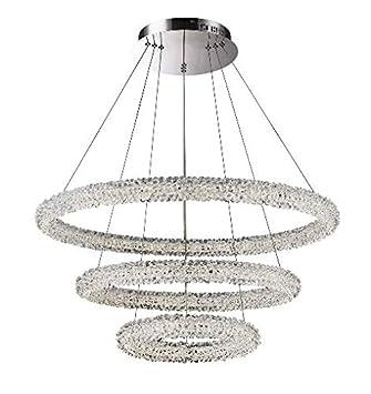 Amazon.com: lumenno iluminación 22930 colgante LED ...