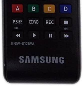 DEHA TV Remote Control for Samsung UE55JU6850U Television