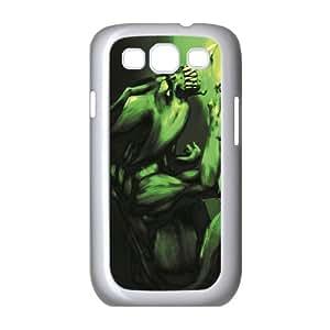 Black 2d Cartoon Hero Batman Soft Silicone Back Case Cover Skin For Samsung Galaxy S3 RVNLI_W466816