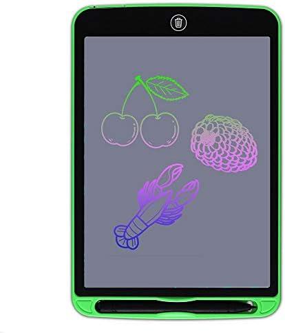 LKJASDHL 10インチの明るい色の手書きLCDの液晶の電子タブレットの子供の絵画タブレットブギー板Lcdの執筆タブレット (色 : オレンジ)