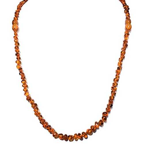 Zenergy Gems Charged Natural Lithuanian Cognac Baltic Amber 26