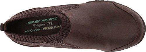 Skechers Sport Women's Breathe Easy Declare Sneaker, Chocolate, 8 M US by Skechers (Image #1)