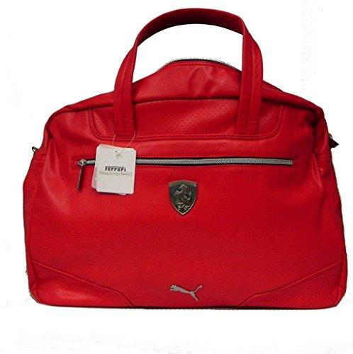 Ferrari Leather Bag - 8