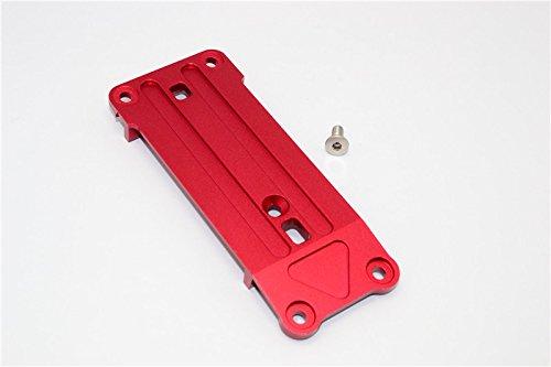 Aluminum Suspension Holder - Traxxas X-Maxx 4X4 Upgrade Parts Aluminum Front Suspension Holder - 1Pc Set Red