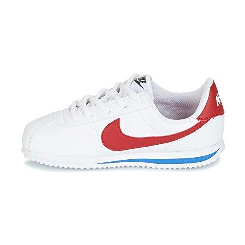 103 Bambino Nike Royal Scarpe Trail Red varsity Running Bianco white Sl Cortez Da black ps varsity Basic A8qwaAT