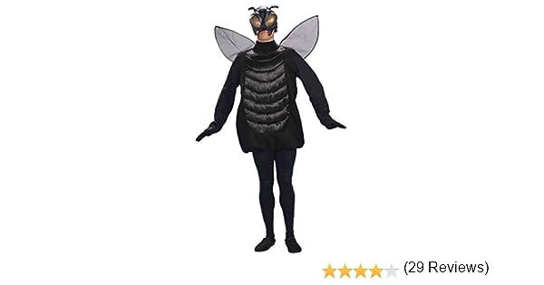 Forum Novelties – cs964069 – Disfraz Mosca con máscara – Talla ...