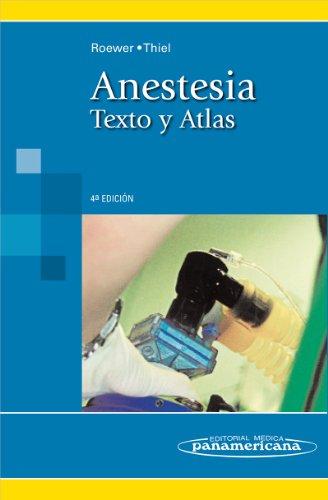 Descargar Libro Anestesia Texto Y Atlas Norbert Roewer