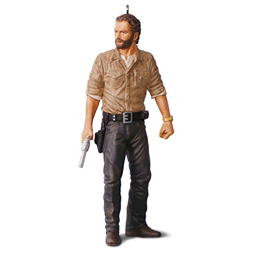 The Walking Dead Christmas Ornament Rick Grimes Hallmark Keepsake Ornament