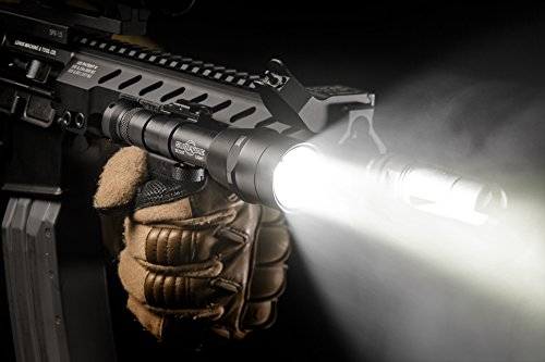 SureFire M600IB Scout Light with IntelliBeam Technology, Includes Z68 click-type tailcap pushbutton switch by SureFire (Image #3)
