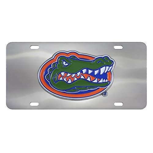 Florida Gators 3D Logo Chrome License