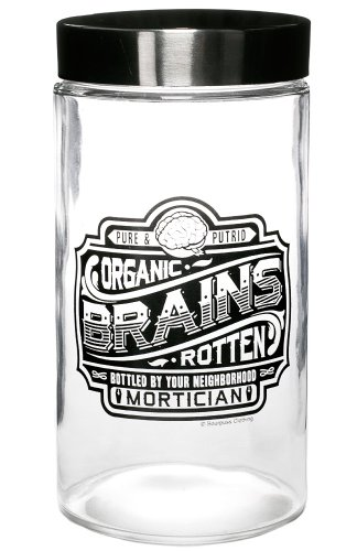 Sourpuss Apothecary Jar Brains