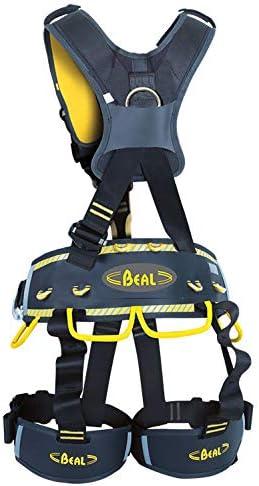 BEAL - Harnais - Hero Pro Jaune