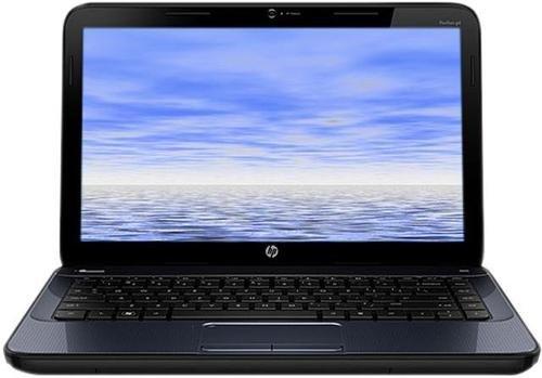 winter blue hp laptop - 1